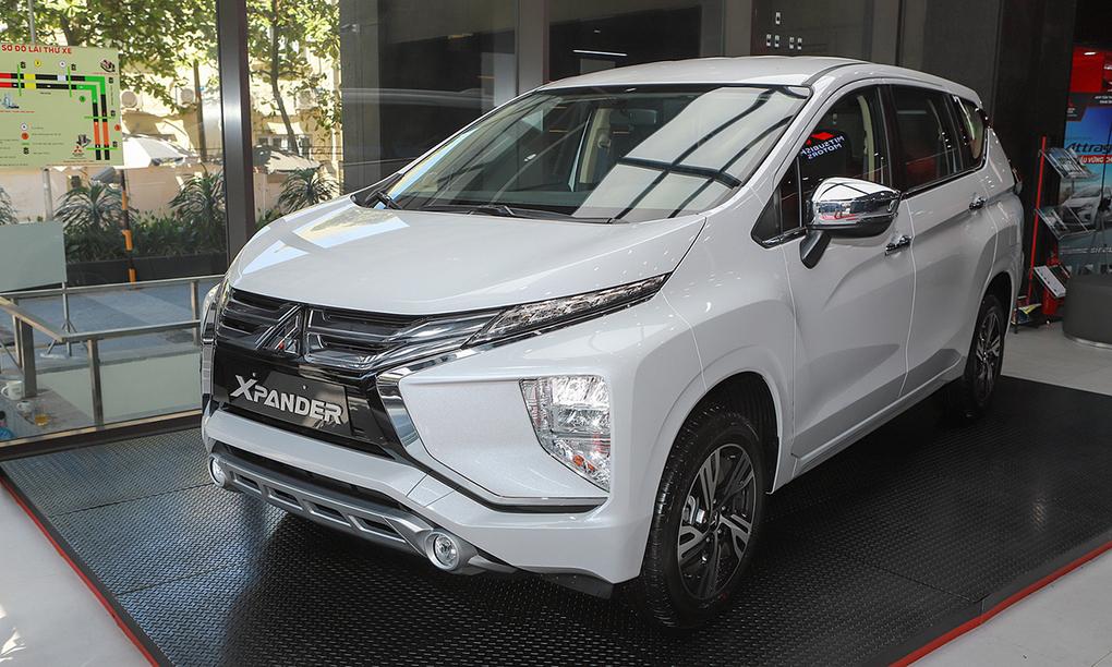 Mitsubishi Xpander tiếp tục dẫn đầu phân khúc MPV